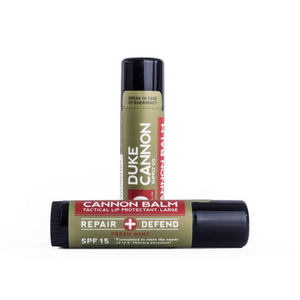 Cannon Balm Lip Protectant | Duke Cannon