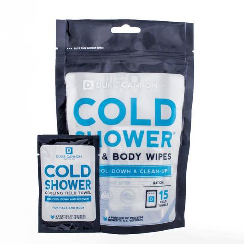 Cold Shower Field Towels | Duke Cannon