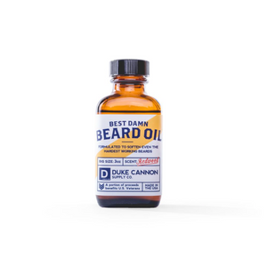 Beard Oil | Duke Cannon
