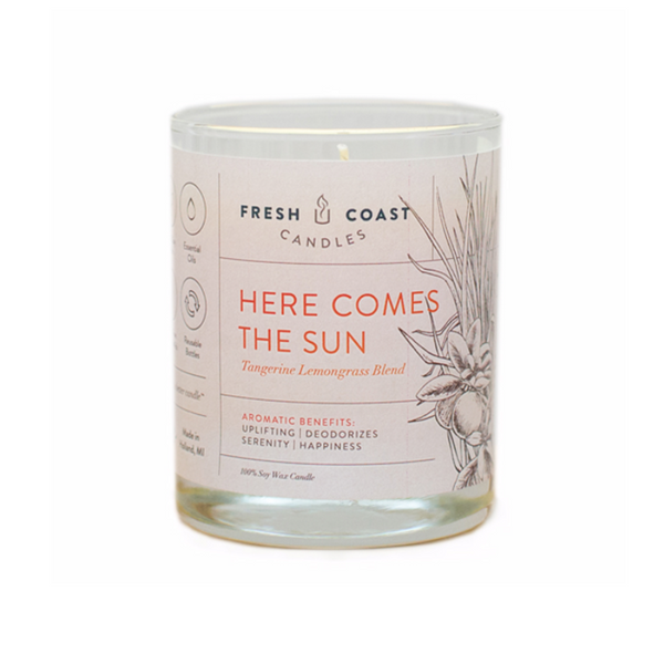 Fresh Coast Essentials I Candles