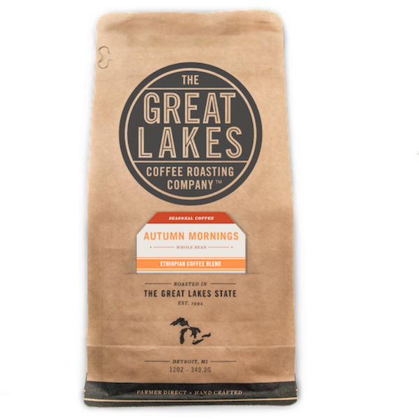 Great Lakes Coffee I Whole Bean
