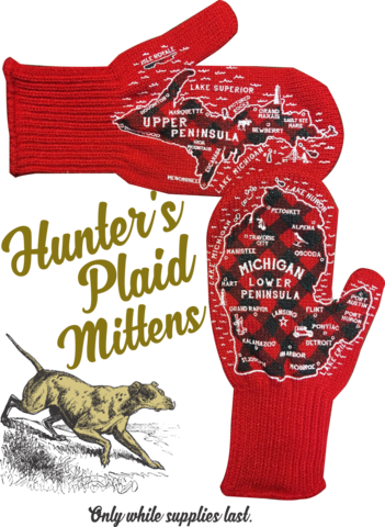Michigan Mittens | Adult