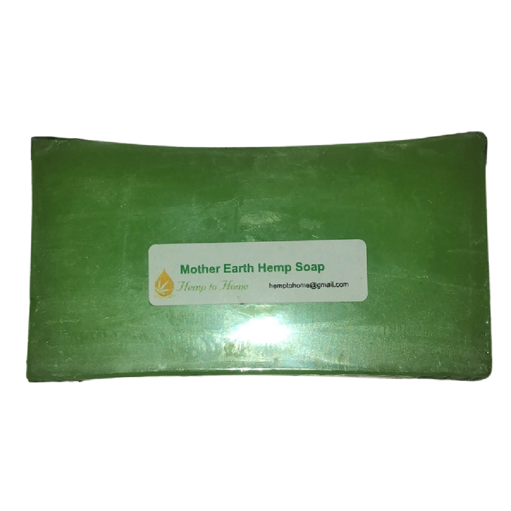 Hemp Oil Shea Butter Soap