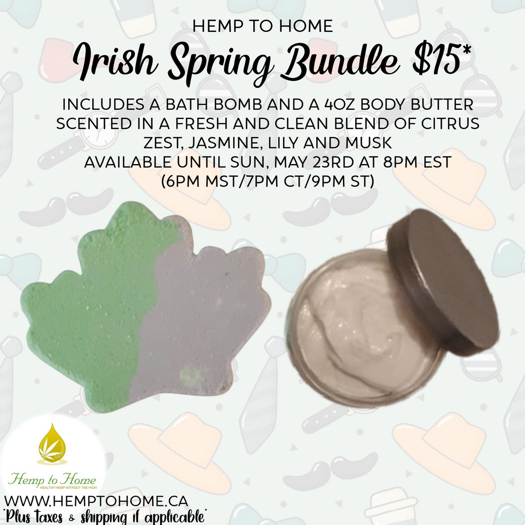 Irish Spring Bundle