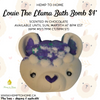 Louie The Llama Bath Bomb