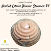 Herbal Citrus Shower Steamer