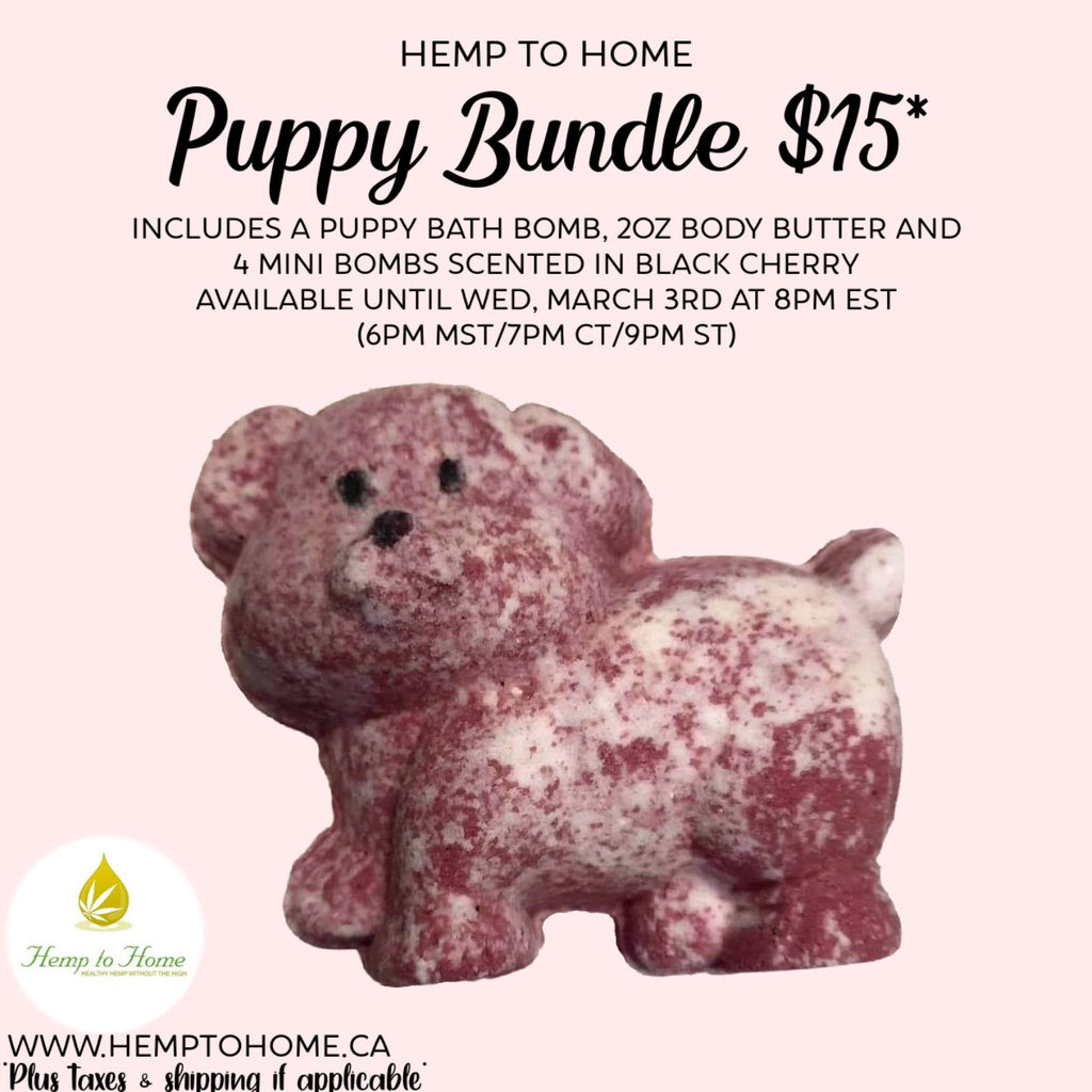 Puppy Bundle