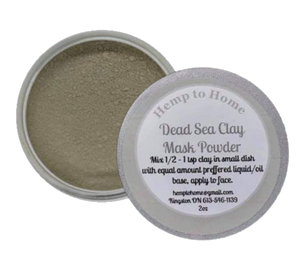 Dead Sea Clay Mask Powder