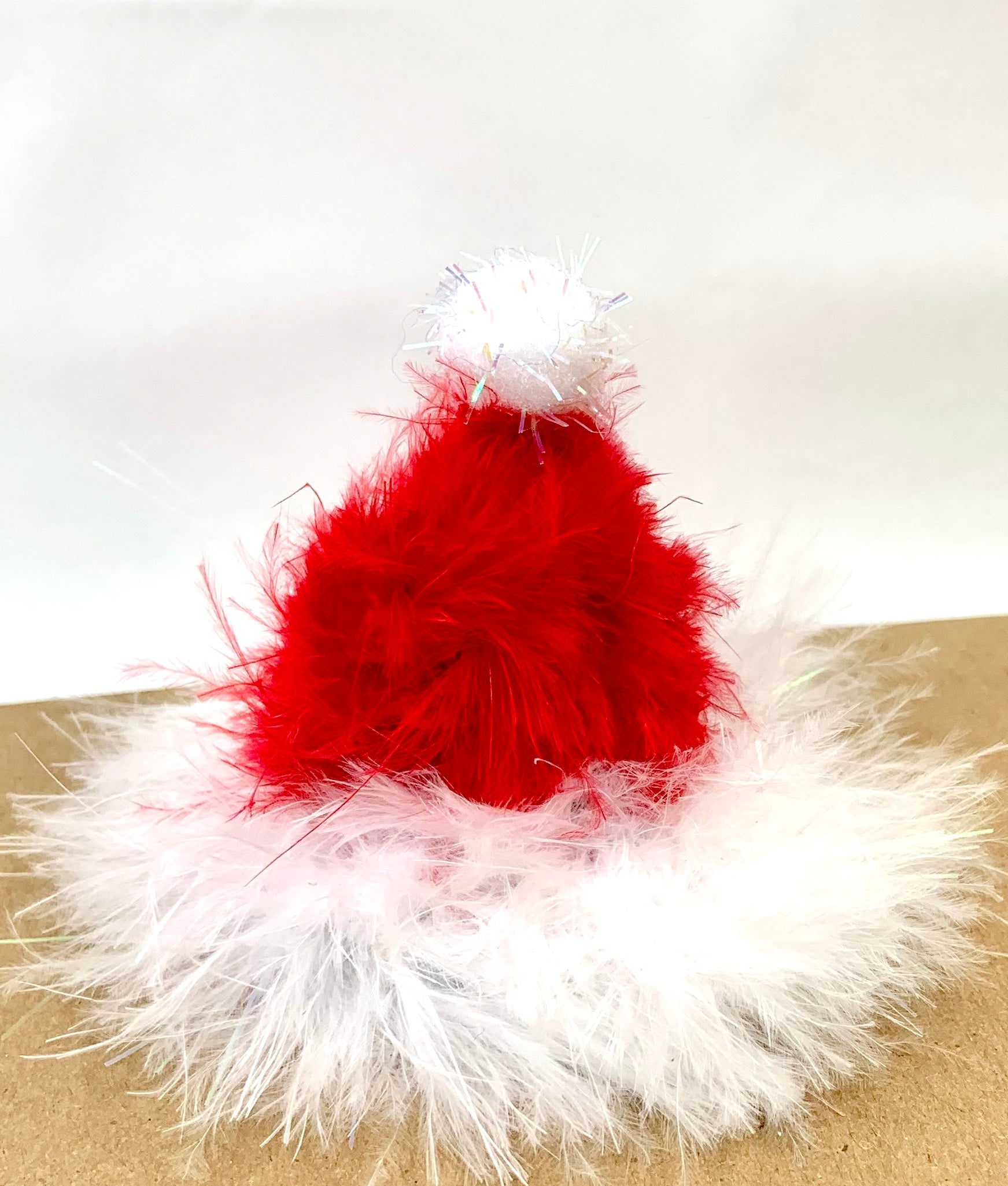 Happy Santa Hat Christmas Pen