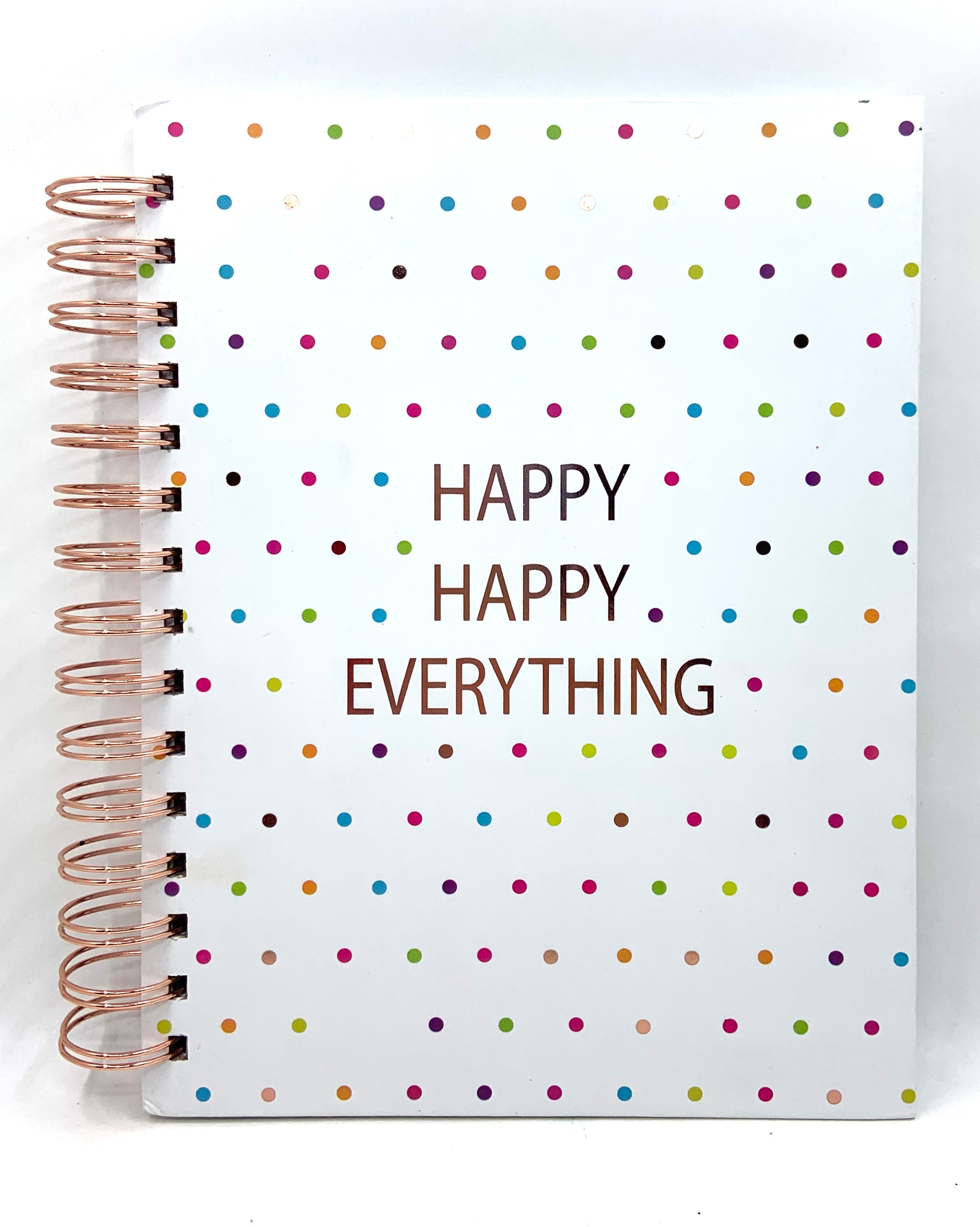 Happy Happy Everything Journal