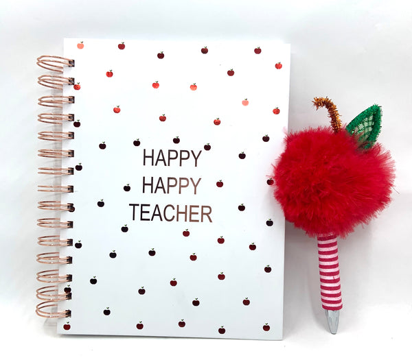 Happy Happy Teacher Journal
