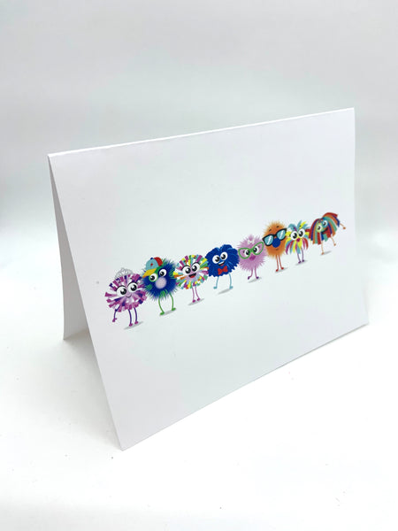 Happy Happy Note Cards- Variety Pack