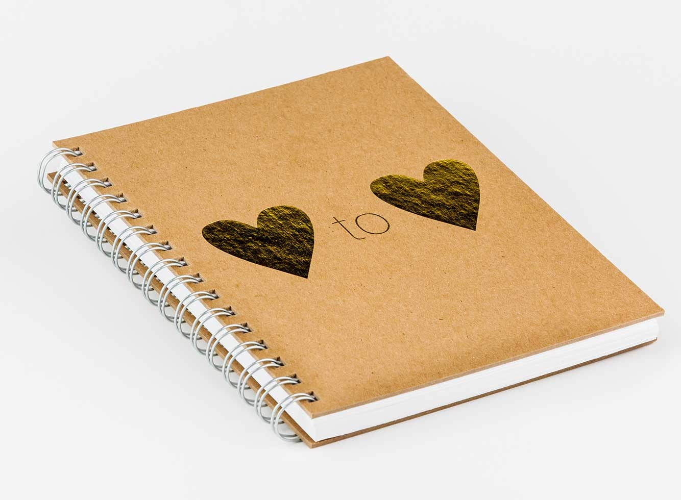"HappyHappy Everything Heart to Heart Journal a great writing accessory to help ""write from your heart"""