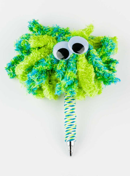 HappyHappy Everything Limited Edition Tickle Monster Specialty Pen in Green