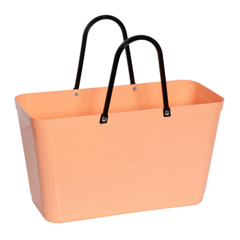 hinza large bag in apricot