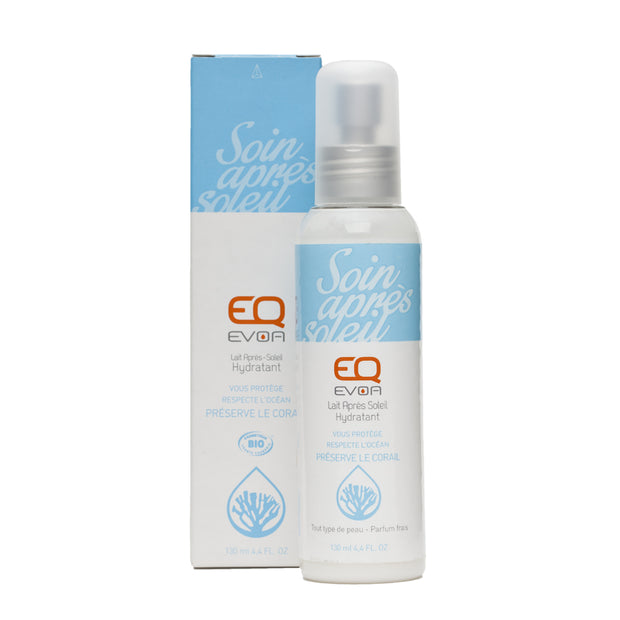 EQ eco friendly After Sun Moisturising Milk