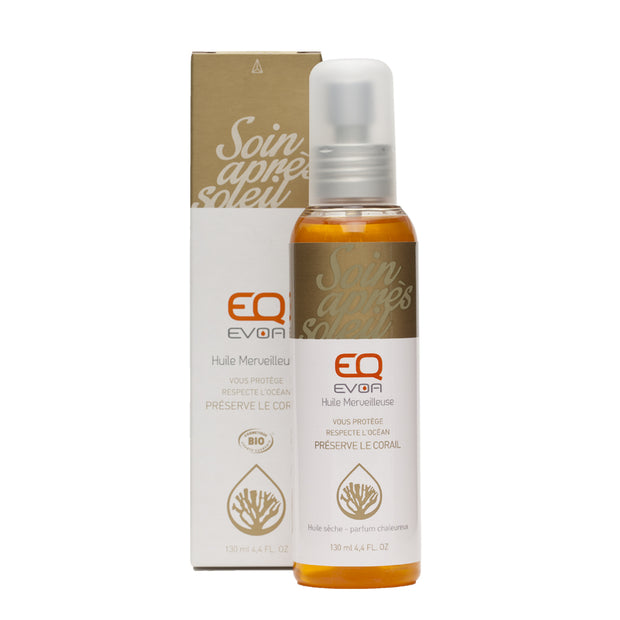 EQ eco friendly Dry Oil Spray