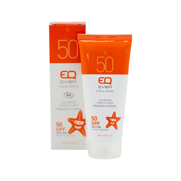 EQ eco friendly Sunscreen SPF50