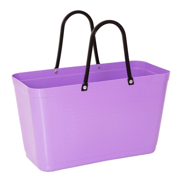 hinza large sugar can plastic bag in purple