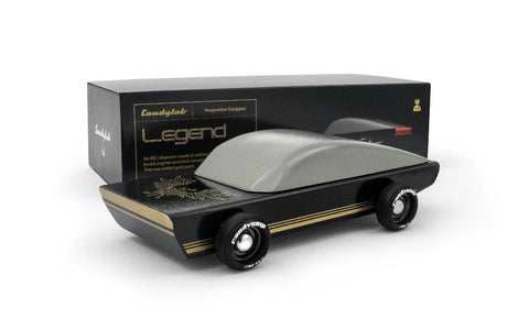 Candylab Americana - Legend wooden toy car