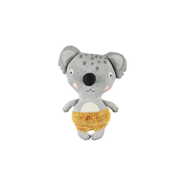 OYOY Darling Cushion Baby Anton Koala - Multi
