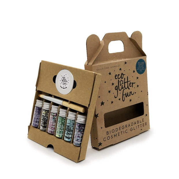 Eco Glitter Fun Blends Set Box of 6