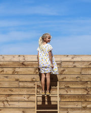 Sunuva girl Kaftan dress