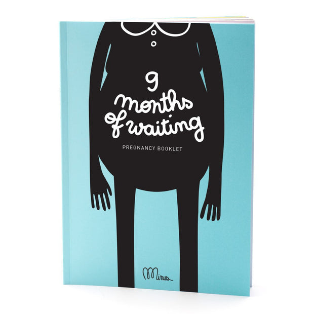Minus Editions 9 Months of Waiting book