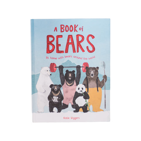 Laurence King Publishing A Book of Bears - At Home With Bears Around the World
