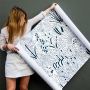 Omy Giant Colouring Poster jungle print