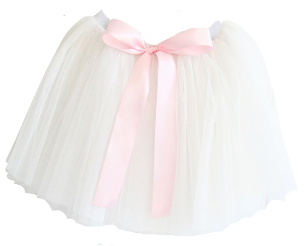 alimrose soft tulle tutu skirt for girls