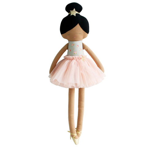 alimrose arabella ballerina soft toy doll