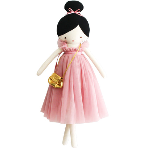 alimrose charlotte soft toy doll