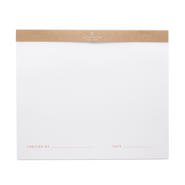 Appointed Jumbo Sketchpad