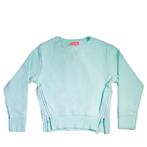 sweater from sunuva girls aqua blue 2 piece sweater set
