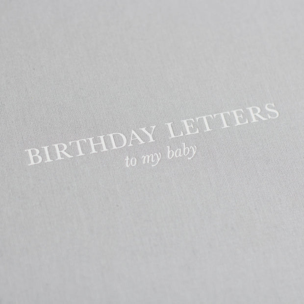 Emily Rollings Birthday Letters to My Baby