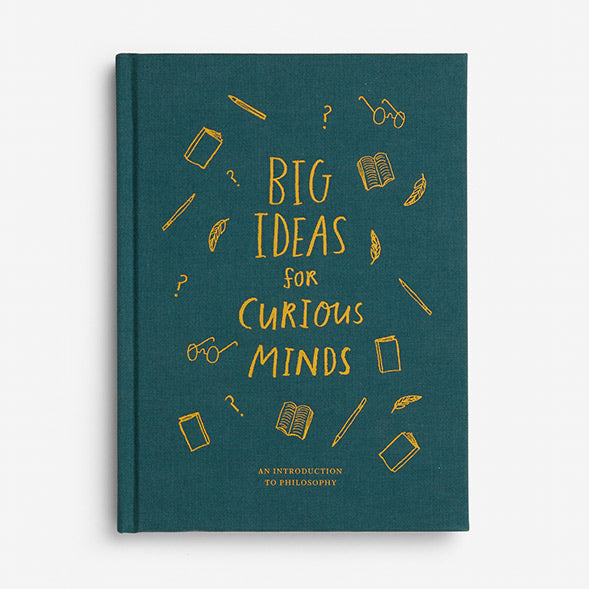 The School Of Life Big Ideas for Curious Minds cover