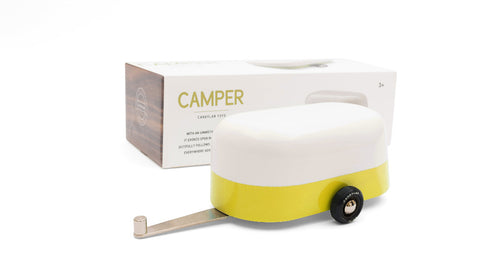 Candylab yellow Camper