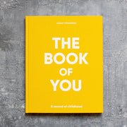 Colour Chronicles The Book of You in yellow