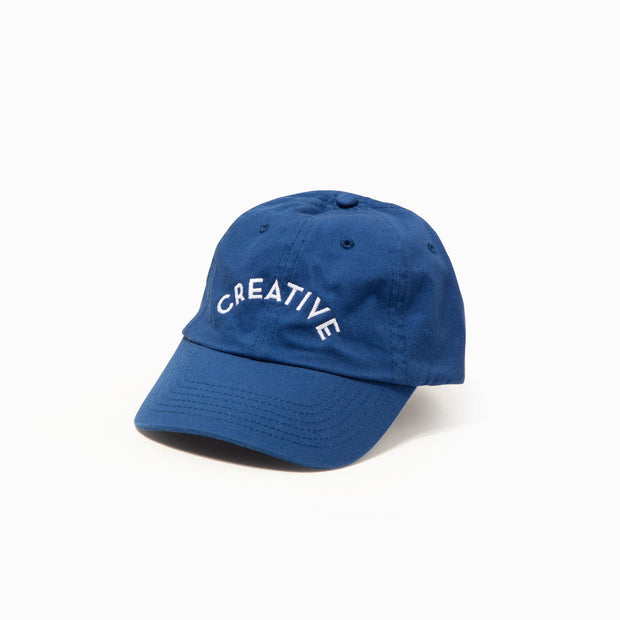 poketo creative cap in blue