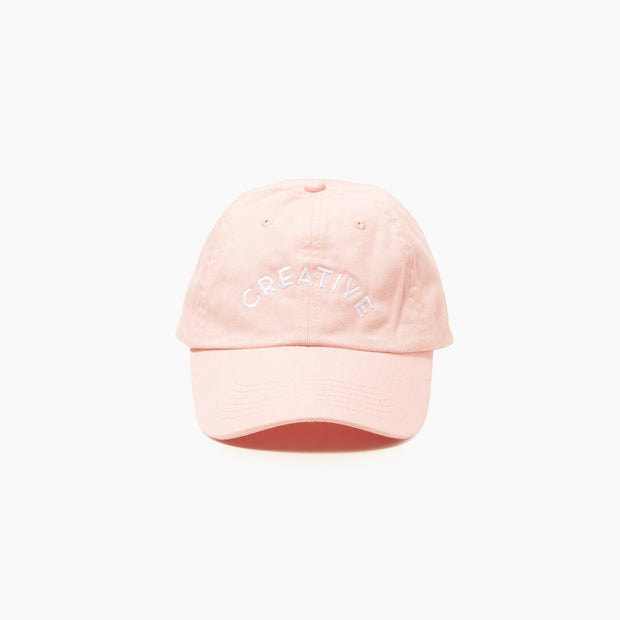 casquette poketo creative rose