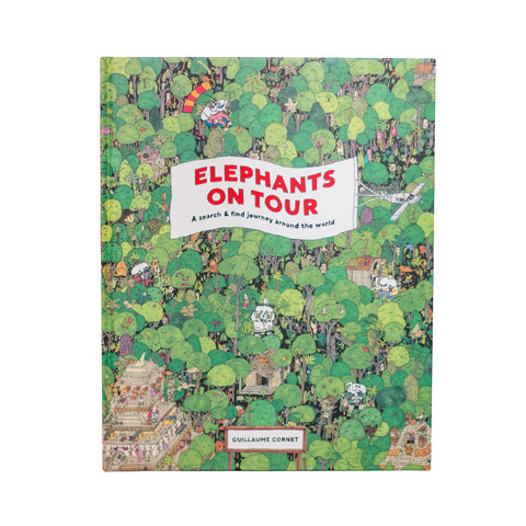 Laurence King Publishing Elephants on Tour children Book