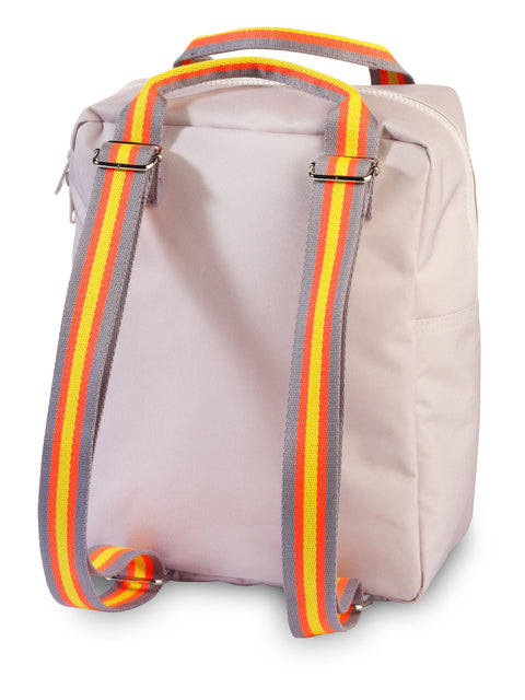 Engel Backpack Medium Zipper 2.0 Pink
