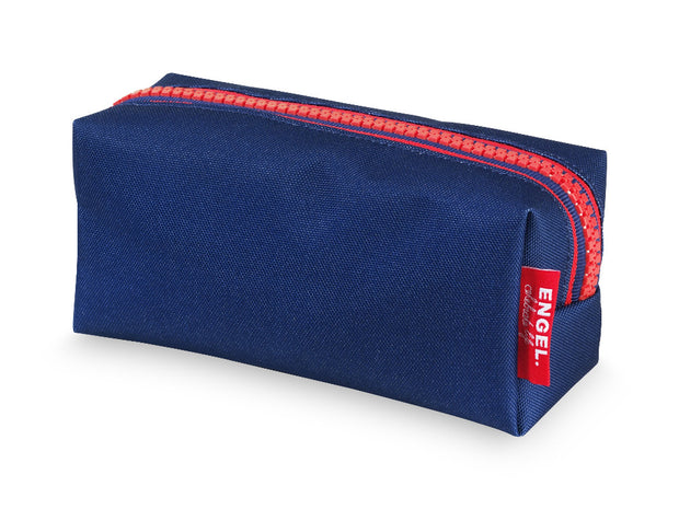 engel zipper pencil case dark blue
