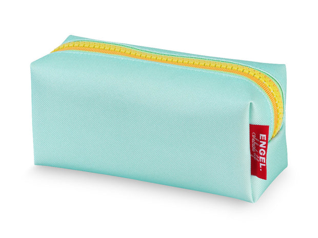 engel zipper pencil case blue
