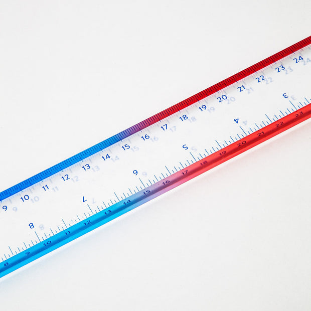 Poketo Gradient Ruler