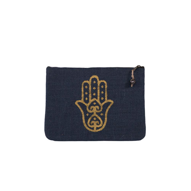 Something Samarah Jute Clutches