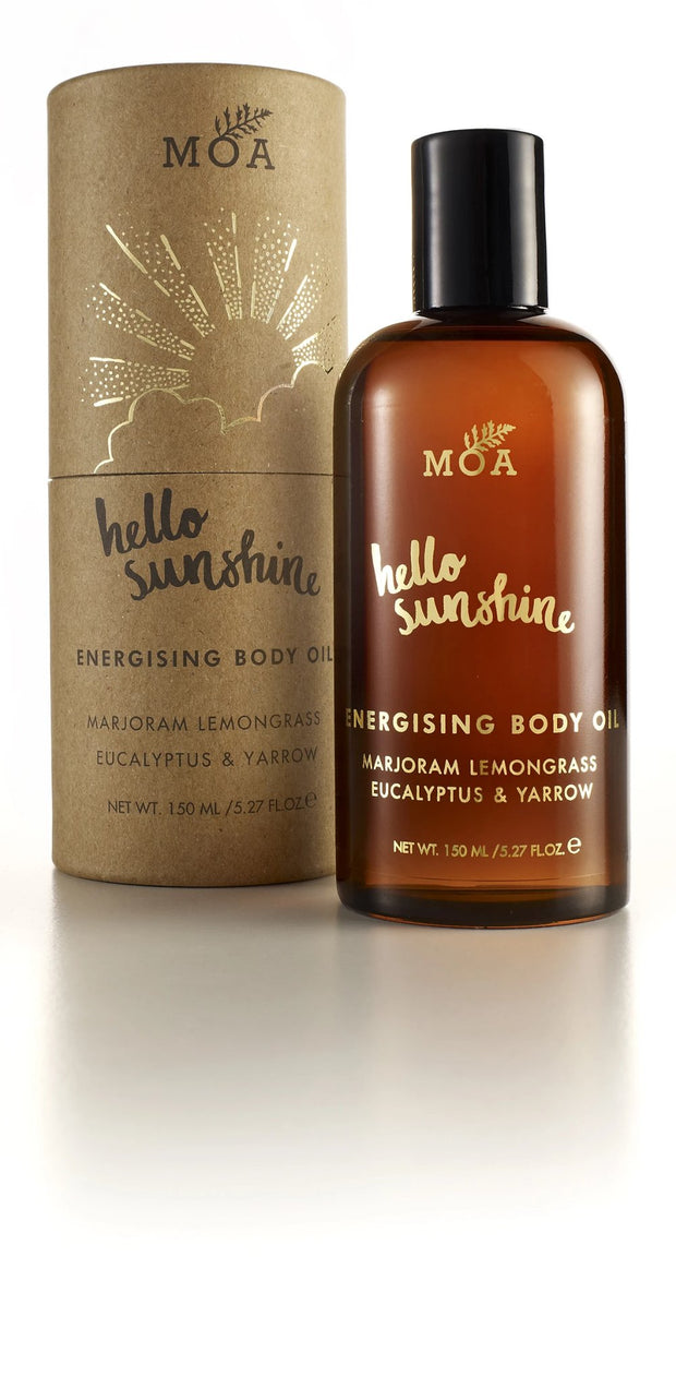 MOA Hello Sunshine Energising Body Oil