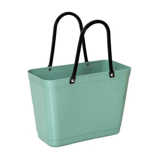Hinza Green Plactic Bag - Small