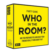 Hygge Games Who in The Room jeu de société